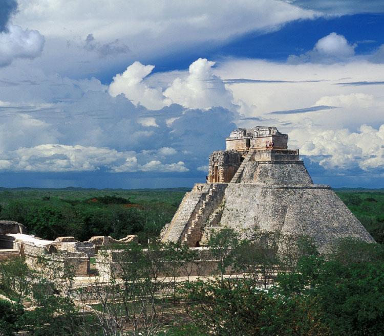 Cobá au Mexique