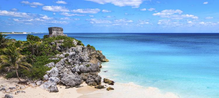 Destinations du Grand Velas Riviera Maya au Mexique