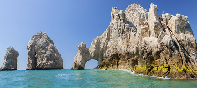 Destinations du Grand Velas Los Cabos au Mexique