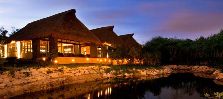 Restaurant Chaká du Grand Velas Riviera Maya au Mexique