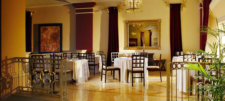 Restaurant Lucca du Grand Velas Riviera Nayarit au Mexique