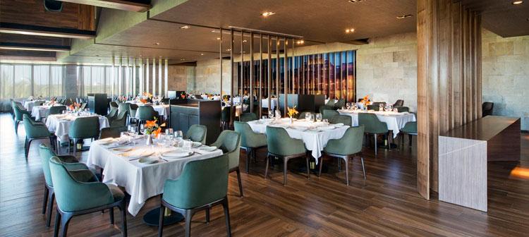 Restaurant Lucca du Grand Velas Riviera Maya au Mexique