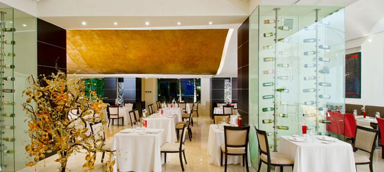 Restaurant Piaf du Grand Velas Riviera Nayarit au Mexique