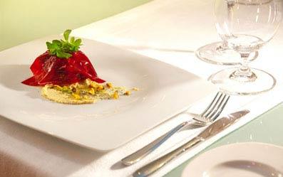 Gastronomie au Velas Resorts à Puerto Vallarta