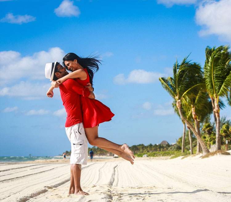 Escapade romantique au Grand Velas Riviera Maya au Mexique
