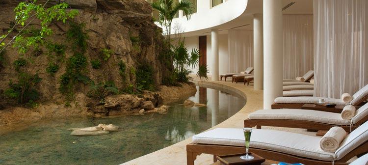 Complexe touristique Grand Velas Riviera Maya au Mexique