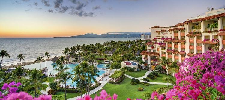 Complexe touristique Grand Velas Riviera Nayarit au Mexique