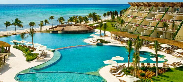 Promotion hiver 2016 du Grand Velas Riviera Maya au Mexique