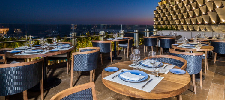 Lucca Restaurante - Grand Velas Los Cabos Mexico