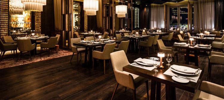 Grand Velas Los Cabos Mexico - Restaurante Piaf