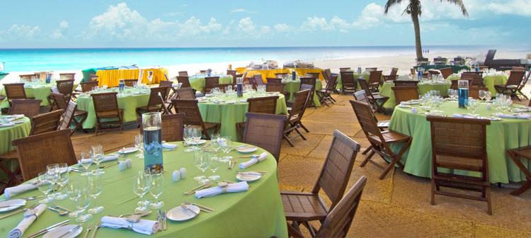 Reuniões no Grand Velas Riviera Maya, México