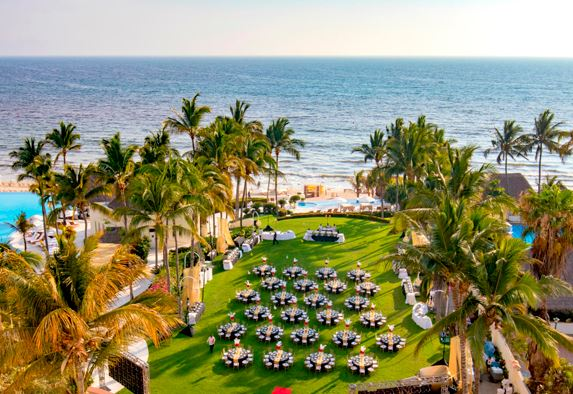 Reuniões no Grand Velas Riviera Nayarit do México