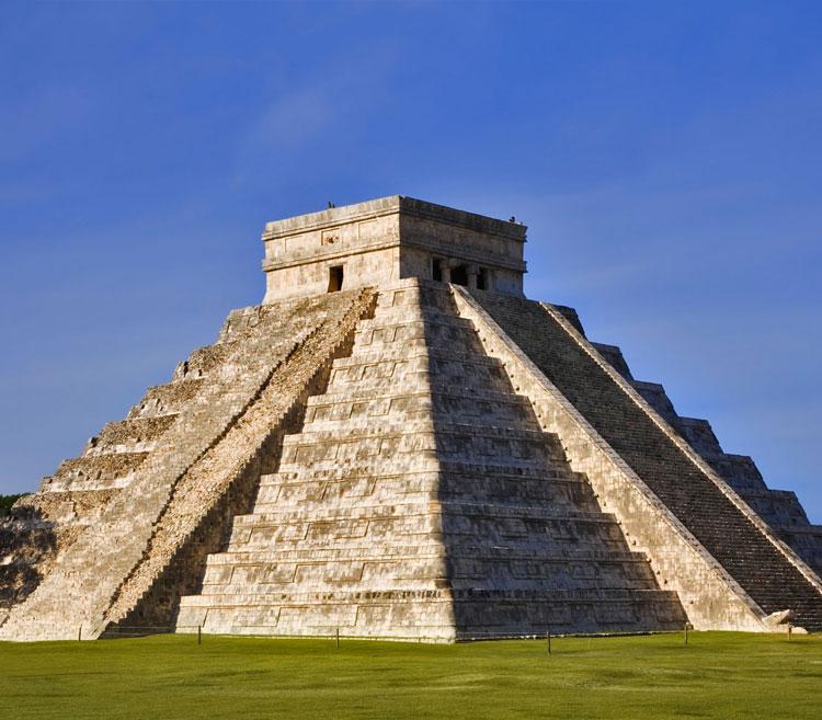 Chichén Itzá at Mexico