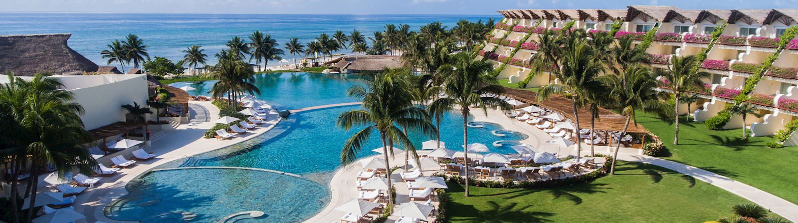 Destinations of Grand Velas Riviera Maya Mexico