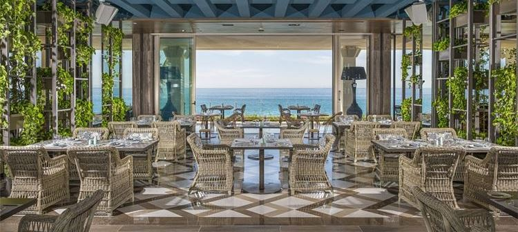Amat Cafe - Grand Velas Los Cabos