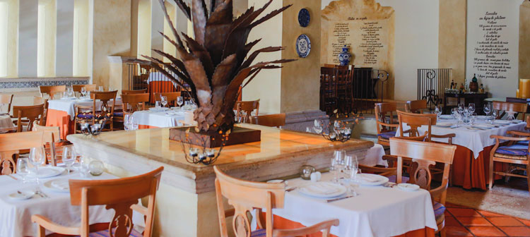 Grand Velas Riviera Nayarit Frida Restaurant at Mexico