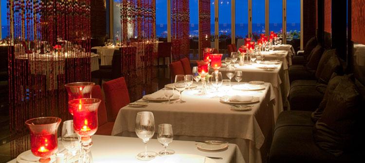 Piaf Restaurant at Grand Velas Riviera Maya, Mexico