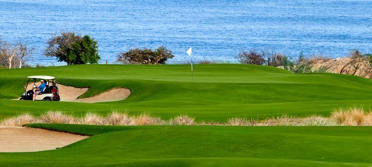 Golf at Grand Velas Los Cabos Mexico