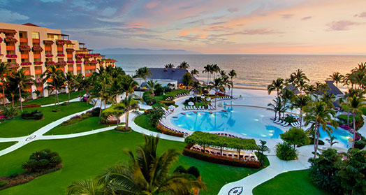 Velas Resorts History 2002 at Puerto Vallarta