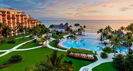 Velas Resorts History 2002 at Puerto Vallarta