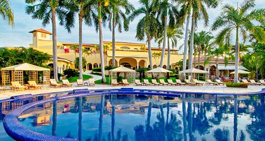 Velas Resorts History 2005 at Puerto Vallarta