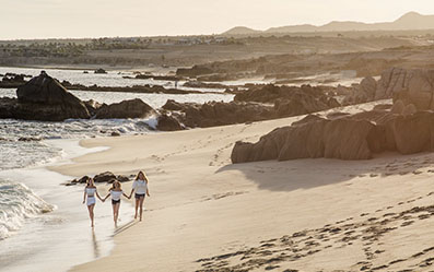 girls on the beach - puerto vallarta