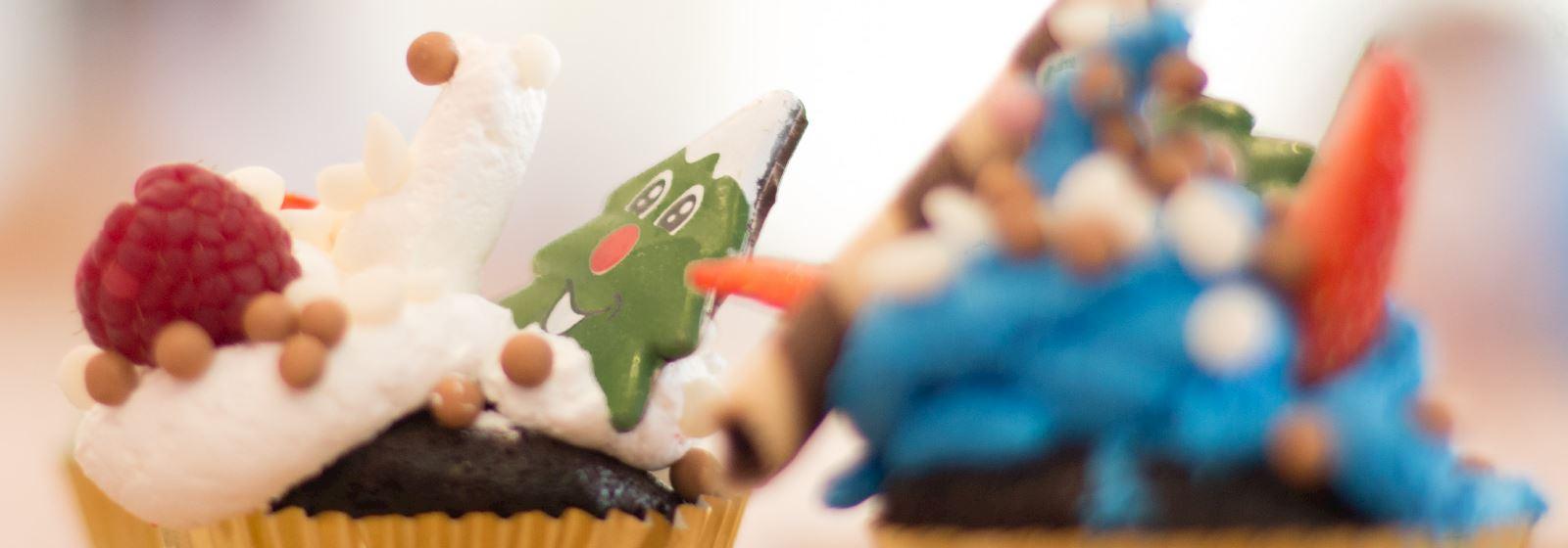 Cupcake Décor