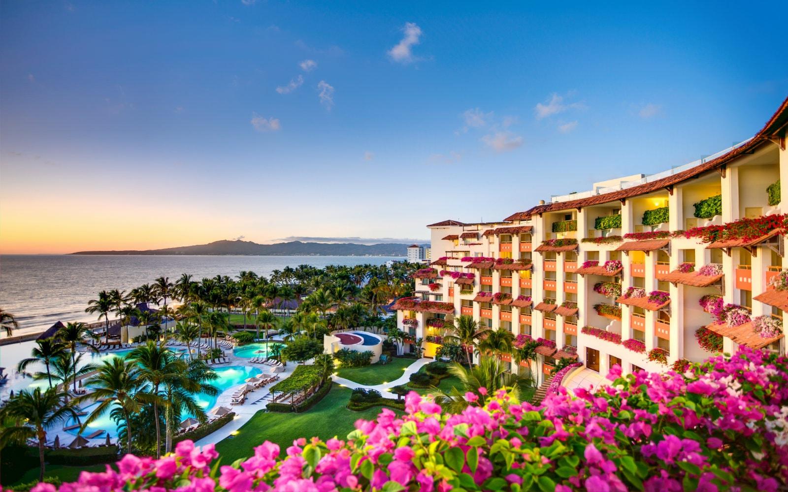 Luxury Puerto Vallarta Mexico Resort Grand Velas Riviera Nayarit