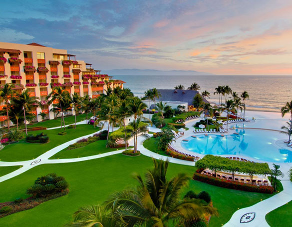 History of Velas Resorts, Puerto Vallarta