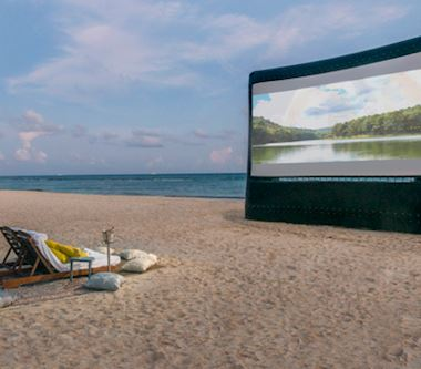 Movie Under The Stars Experience Grand Velas Los Cabos