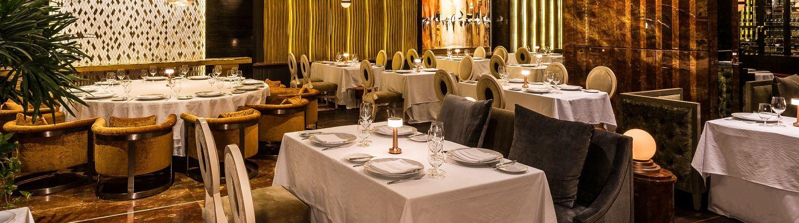 Restaurant Piaf - Grand Velas Los Cabos Mexico