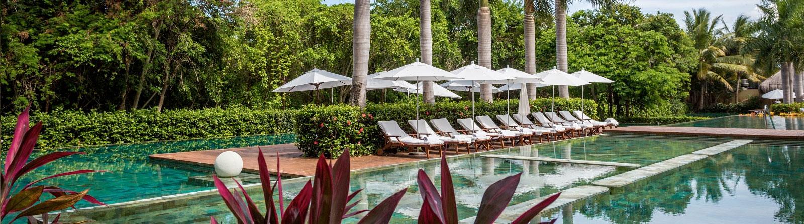Grand Velas Riviera Maya Mexico Pool