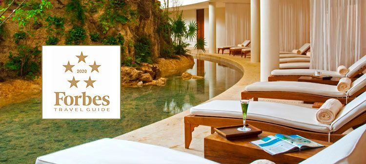Spa at Grand Velas Riviera Maya, Mexico