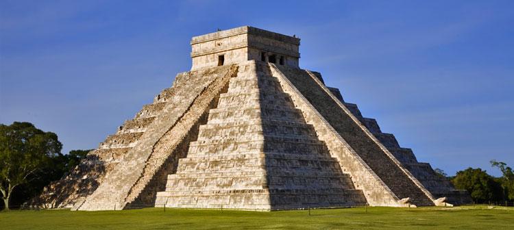 Chichén Itzá' in Mexico