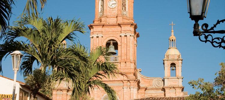 Virgin de Guadalupe Church, Mexico